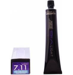 DIA LIGHT gel-creme acide sans amoniaque #7,11 50 ml