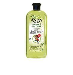 ACEITE ARBOL TE șampon protecție escolar 400 ml