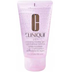 2-IN-1 curatare micellar gel + light makeup remover 150 ml