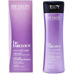 BE FABULOUS curly șampon 250 ml