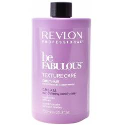 BE FABULOUS curly balsam 750 ml