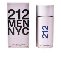 212 NYC MEN eau de toilette vaporizador 200 ml