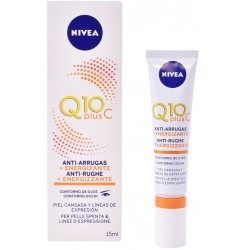 Q10+ anti-arrugas roll-on ochi energizante 15 ml