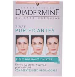 TIRAS PURIFICANTES piel normal-mixta 6 uds