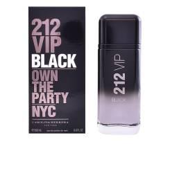 212 VIP BLACK apă de parfum cu vaporizator 200 ml