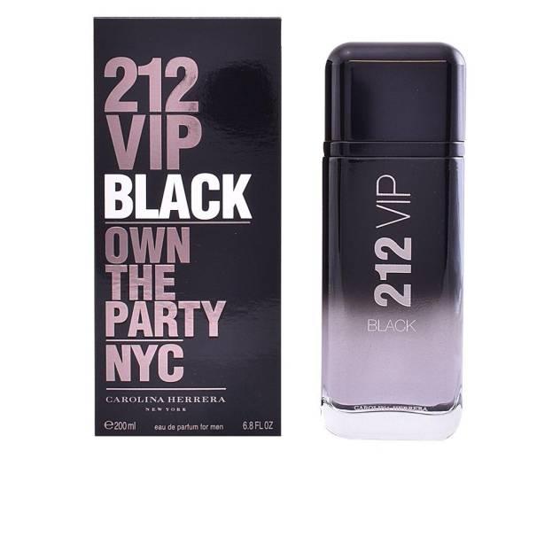 212 VIP BLACK edp vaporizador 200 ml