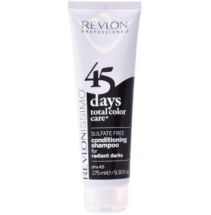 45 DAYS conditioning șampon for radiant darks 275 ml