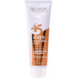 45 DAYS conditioning șampon for intens coppers 275 ml