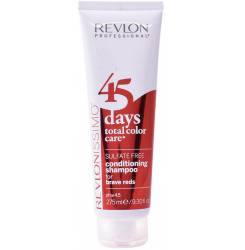 45 DAYS conditioning șampon for brave reds 275 ml