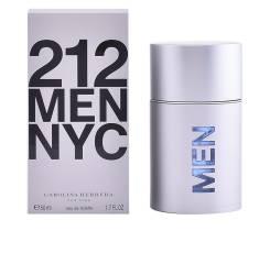 212 NYC MEN edt vaporizador 50 ml