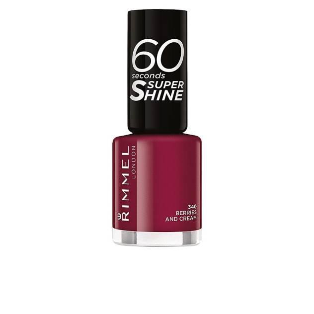 60 SECONDS super shine #340-berries and cremă